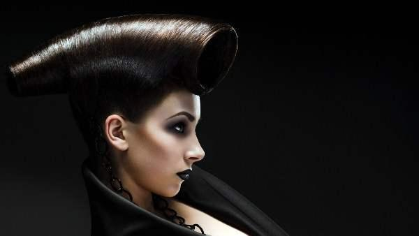 Crazy Modern Hairstyle Updo Hair Updos Hairstyles Site