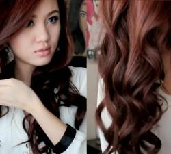 Curly Hairstyles For Long Hair Tumblr Cute
