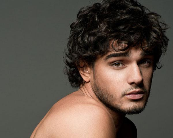 Curly Hairstyles For Men Thick Hair Sophie Hairstyles 7255