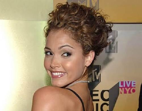 Curly Updos For Black Women Casual Look