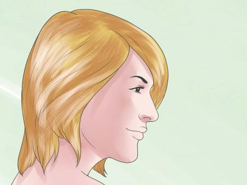 Cut Your Hair Short Evenly Step