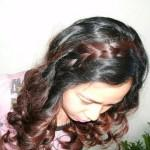 Cute Birthday Hairstyles Back School Curly Hair