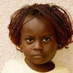 Cute Black Girl Hairstyle