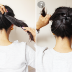 Cute Casual Updos For Long Hair Easy
