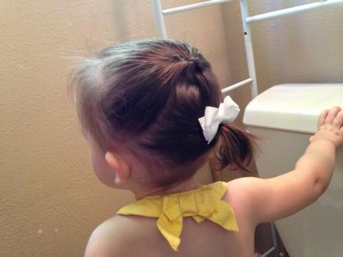 Cute Easy Hairstyles Having Baby For