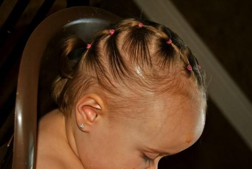 Cute Hairstyles For Baby Girls Your Busy Toddler Image