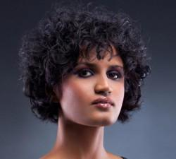 Cute Short Curly Haircuts