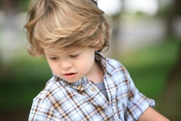 Cute Toddler Boy Hairstyles