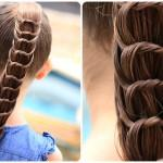 Cutegirlshairstyles Knotted Ponytail Hairstyles For Girls