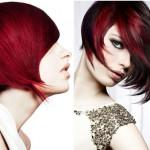 Dark Red Hair Color Tips