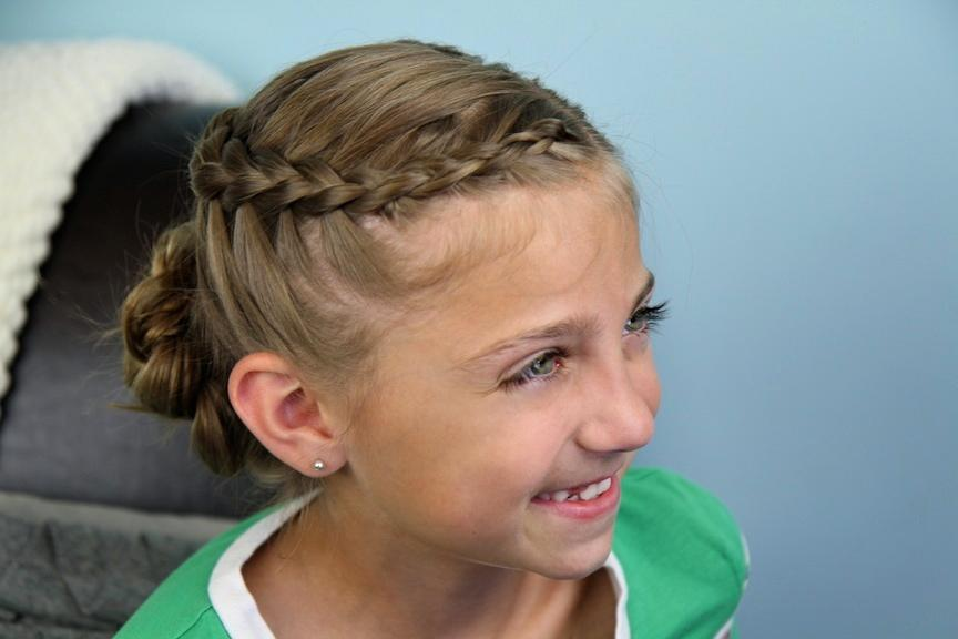 Daughter Wore This Hairstyle Around People Were Stopping Her