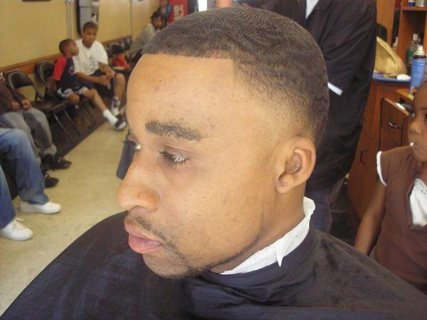 Different Types Fades For Black Men Fade Haircut High Low