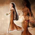 Disney Princess Which Designer Doll Has Best Hairstyle Image