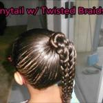 Displaying Images For Mixed Girls Curly Hair Hairstyles