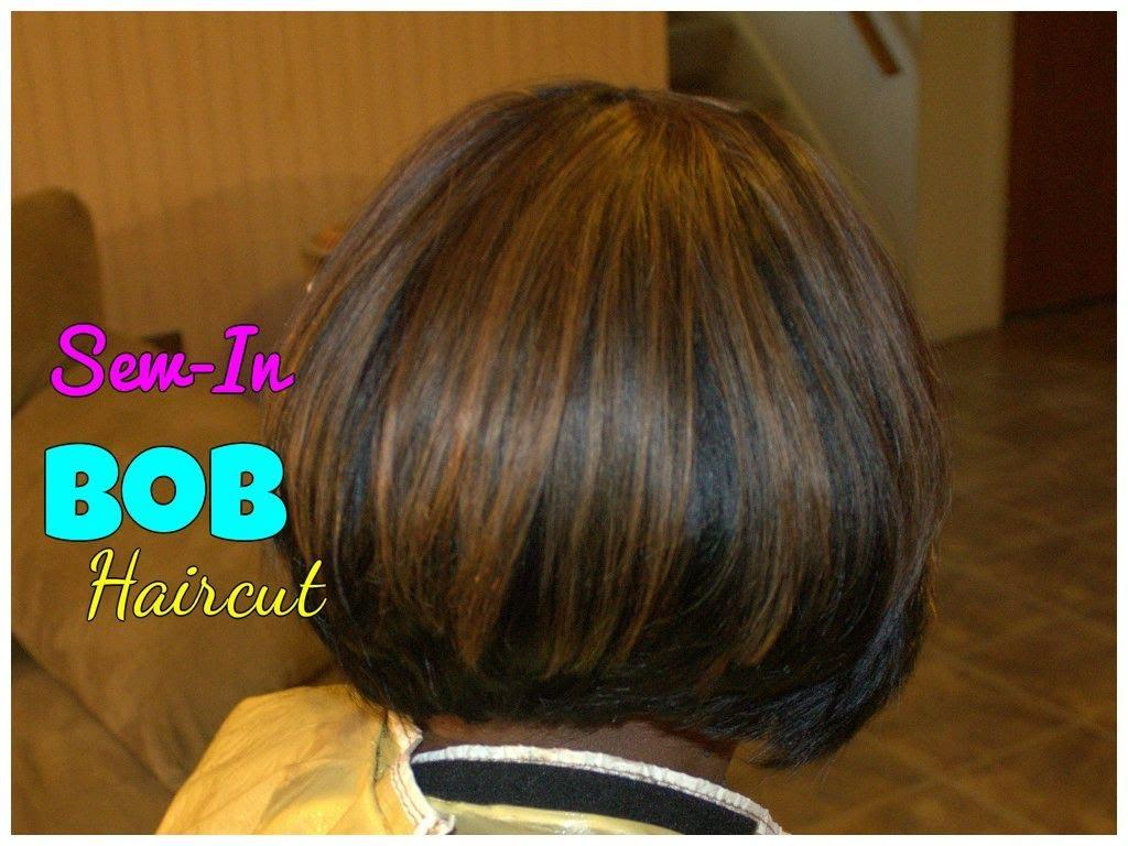 Prime Displaying Images For Sew Weave Bob Hairstyles Bangs Sophie Natural Hairstyles Runnerswayorg