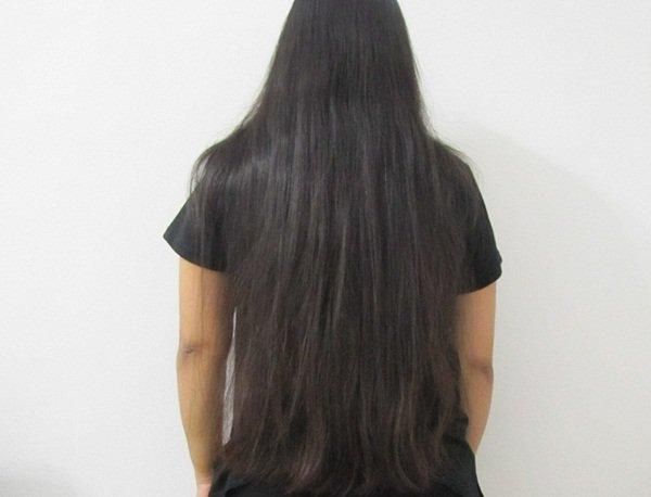 Easy College Office Hairstyle For Medium Long Hair