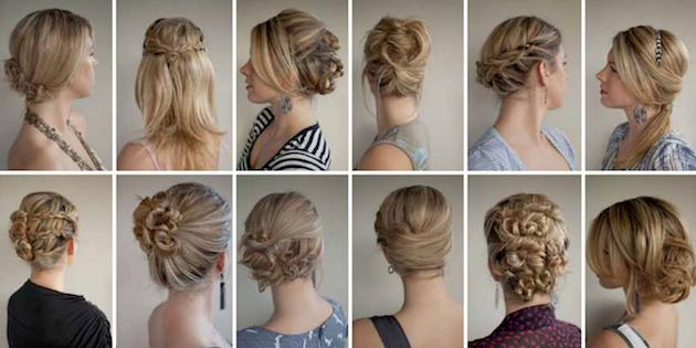 Easy Hair Styling Step Hairstyles For Medium Length