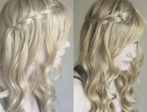 Easy Hairstyle That Works Great Long Hair Look Artistic