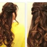 Easy Hairstyles For School Quick