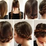 Easy Step Hair Styles Hairstyles Braids