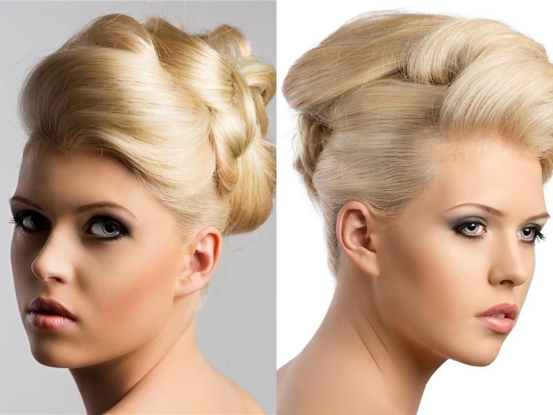 Elegant Chignon Hairstyle For Formal Occasion Sophie