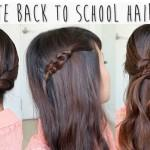 Fair Quick Easy Beautiful Hairstyles Cute For
