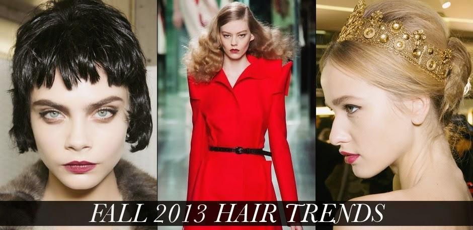 Fall Winter Hairstyle Trend Guide