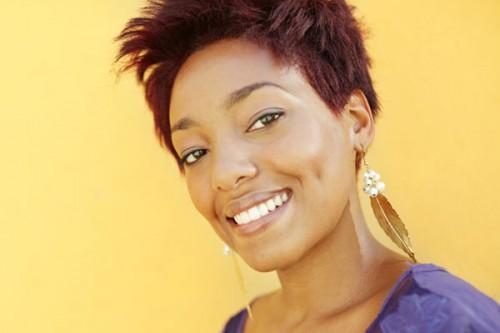 Fall Winter Short Hairstyles For Black Women