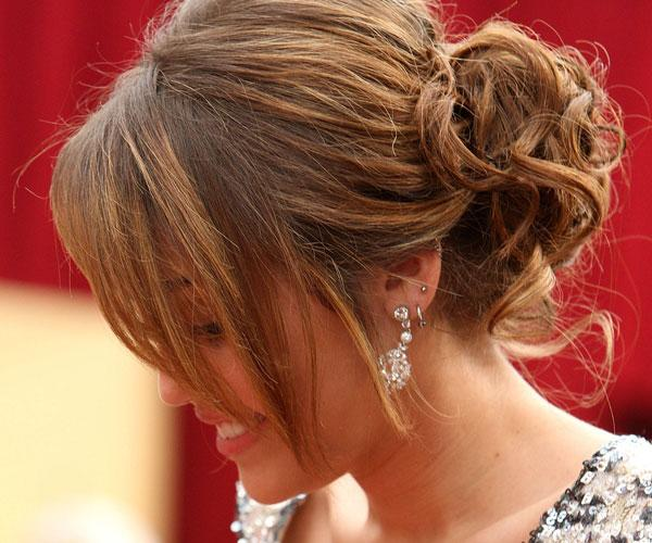 Fancy Prom Hairstyle