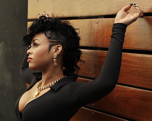 Fascinating Mohawk Hairstyles For Black Women