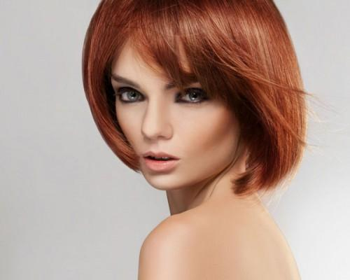 Fashionable Short Layered Bob Hairstyles