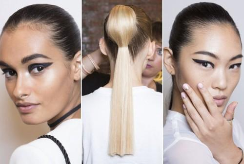 First Look Spring Summer Hair Trends
