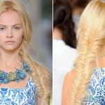 Fishtail Braid Hairstyles For Summer