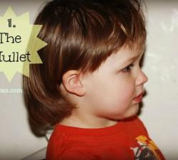 Five Horrible Haircuts For Little Boys Jan