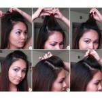 For Long Hair Step Pictures Apnimuskan Easy