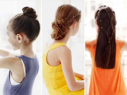 For School Cute Easy Hairstyles Schoolhairstyle Names