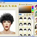 Freeware Application For Applying Different Hairstyles