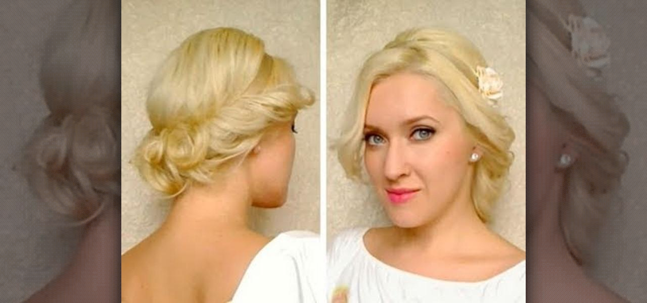 Give Yourself Summer Greek Goddess Hairstyle