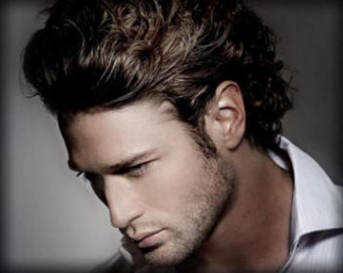 Good Hairstyle Cowlick For Men