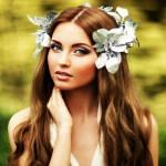 Greek Goddess Hairstyles Updo