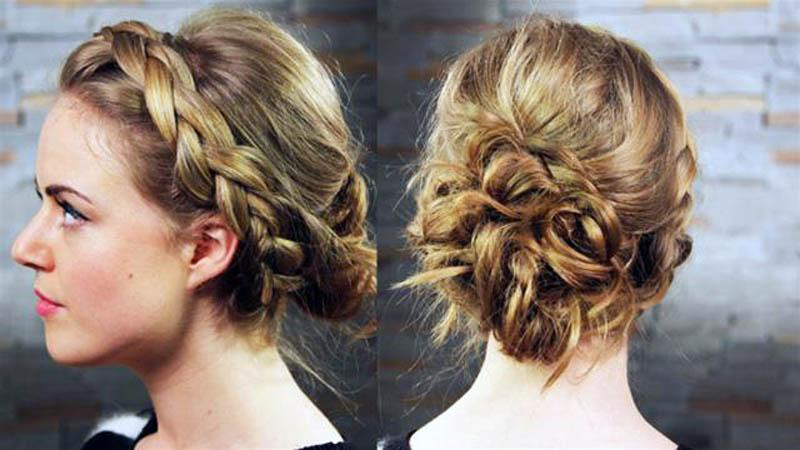 Greek Hairstyles For Prom Images