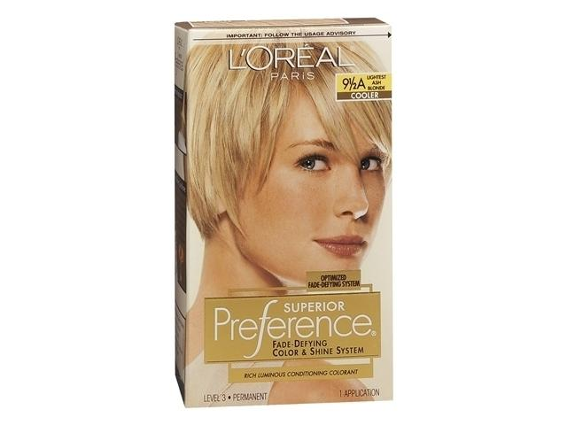 Hair Care Color Oreal Loreal Preference