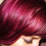 Hair Color Amphigory Special Effects Burgundy Wine