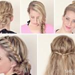 Hair Cute Long Fastquick Easy Hairstyles For School