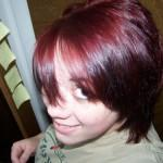 Hair From Brown Red