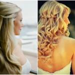 Hair Inspiration Heavenly Wedding Hairstyles For Long