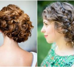 Hair Inspiration Untamed Tresses Naturally Curly Wedding Hairstyles