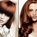 Hair Red Color Long Hairstyles For Women