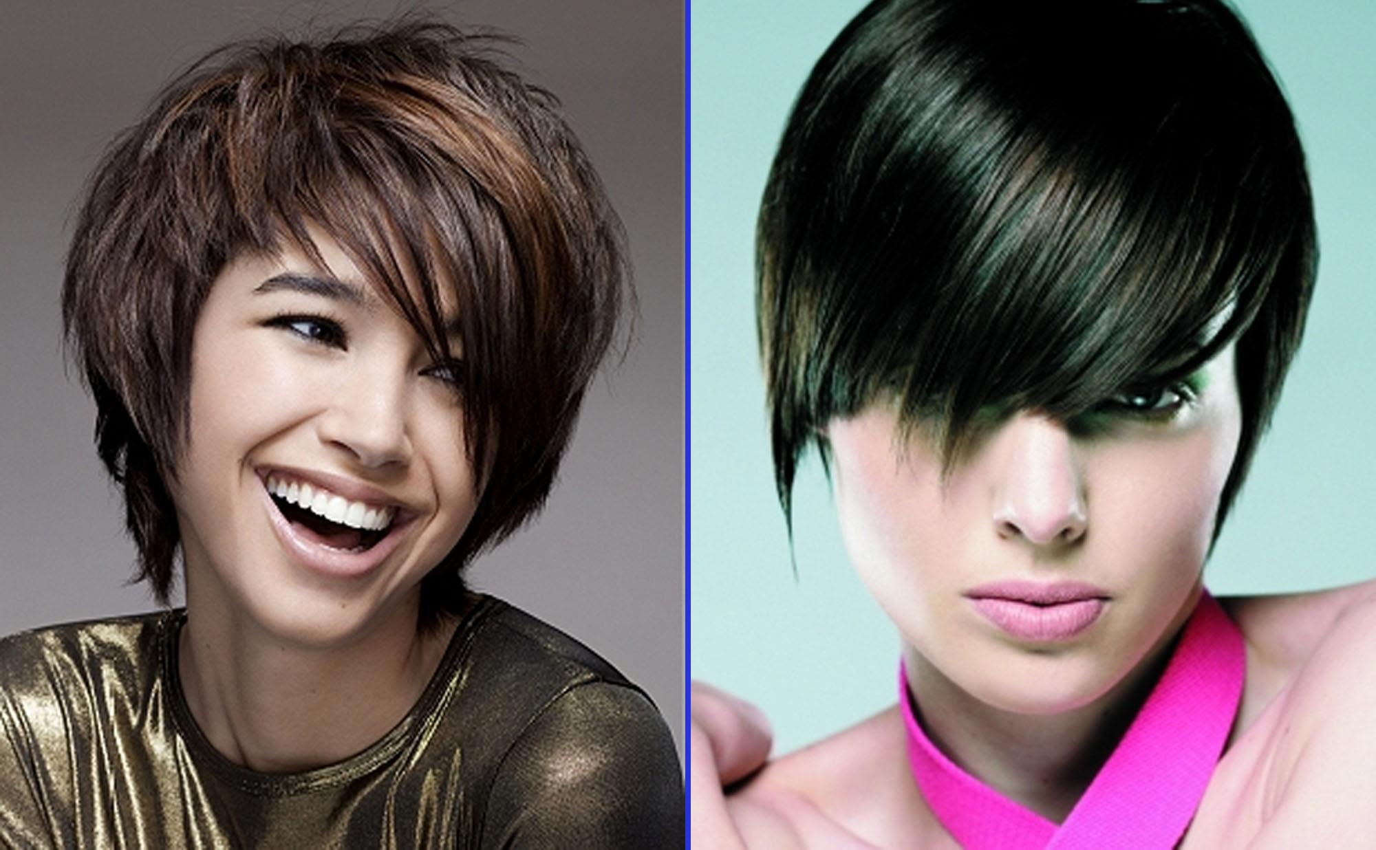 Hair Trends Rock Chick Hairstyles Medium Ideas For Women
