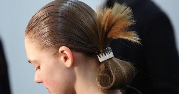 Hair Trends Style Arabia Fall Backstage